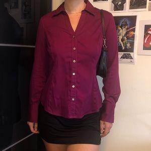 Magenta Calvin Klein blouse